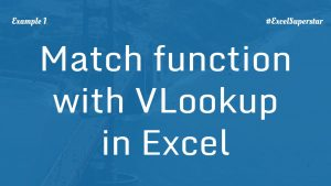 Match-function-with-vlookup-in-excel