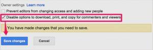 Information Right Management - Gmail updates