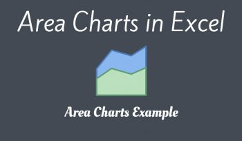 Area Charts in Excel