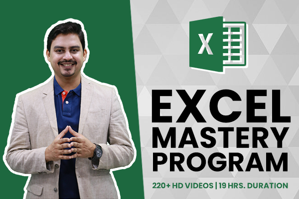 Excel MAster Program Course