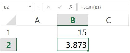 Formula Error - NUM Error in Excel