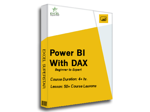Power BI with DAX Course